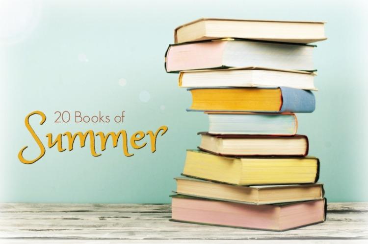 20 Books of Summer 2018