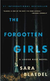 The book cover for The Forgotten Girls by Sara Blaedel