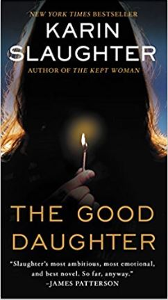 The Good Daughter, by Karin Slaughter (book cover image)
