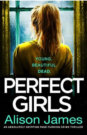 Book cover Perfect Girls by Alison James
