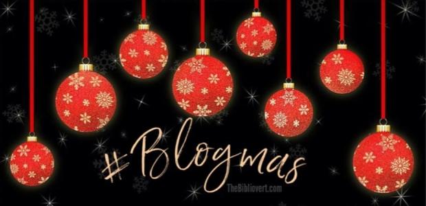 #blogmas on The Bibliovert