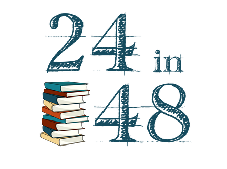 24 in 48 Readathon