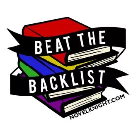 Button for the 2019 Beat The Backlist hosted by Novel Knight