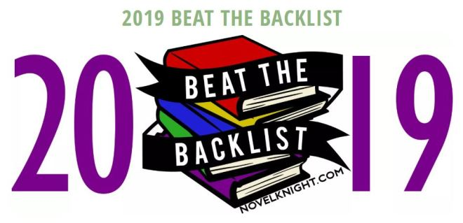 Beat the Black List Reading CHallenge - 2019