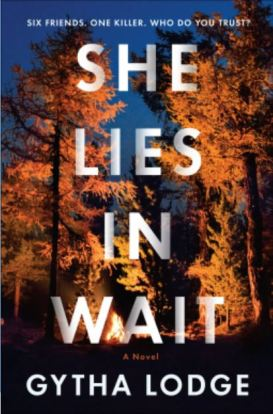 Cover Image of She Lies in Wait by Gytha Lodge