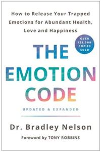 Cover Image for the book The Emotion Code by Dr. Bradley Nelson