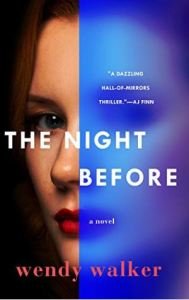 Cover Image for The Night Before by Wendy Walker