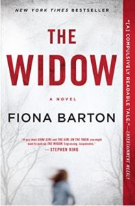 Cover Image of the book The Widow by Fiona Barton