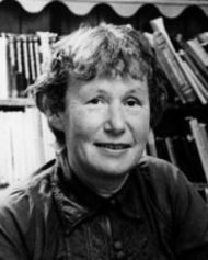 Penelope Fitzgerald, author of The Bookshop