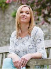 Karen Hamilton, author of The Perfect Girlfriend