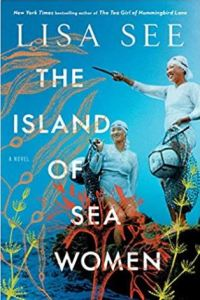 Cover image of The Island of Sea Women by Lisa See