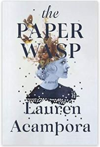 Cover Image of Paper Wasp by Lauren Acampora