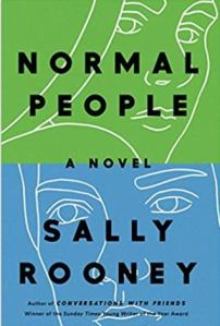 Cover Image of Normal People by Sally Rooney
