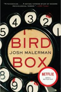 Cover Image of Bird Box by Josh Malerman
