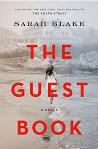 Cover image of The Guest Book by Sarah Blake